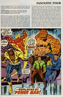 4 Fantasticos Comics