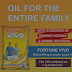 Get Free Samples Of Fortune Vivo Oil,1L Pouch only Shipping Charges Applicable
