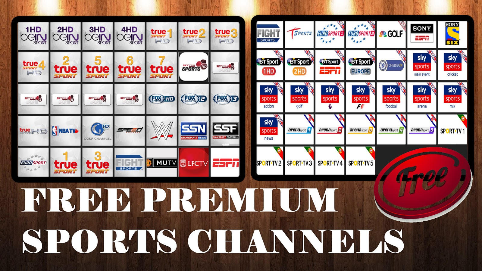 Free Online Tv Premium Sports Channels Without Ads