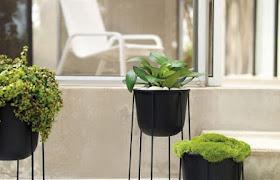 45 Desain Plant Stand Minimalis untuk Tanaman Hias di Rumah - Rumahku Unik