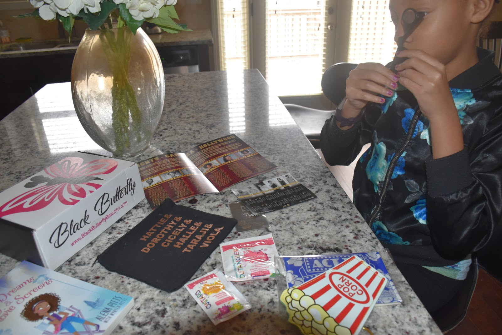 Teen CEO Creates Subscription Box to Empower Black Youth: Black Butterfly Beautiful Review  via  www.productreviewmom.com
