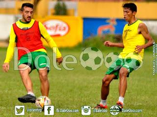 Oriente Petrolero - Marcel Román - Ronaldo Sánchez - DaleOoo