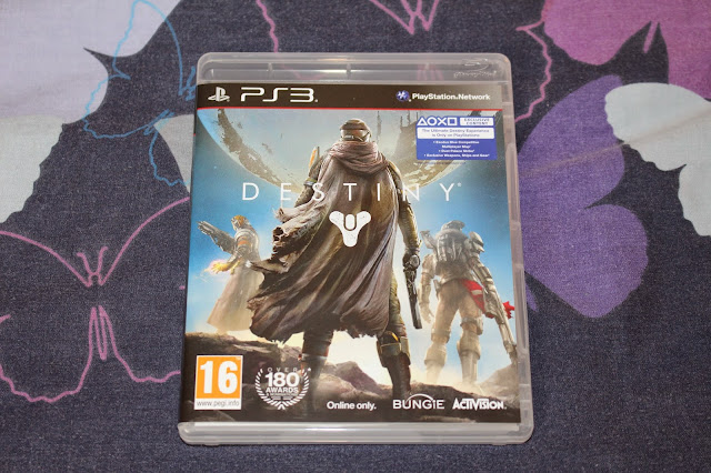 ps3 game, destiny, bungie