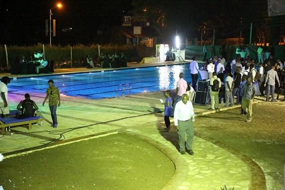 Amanitanzania Gymkana Klab Ya Dar Es Salaam Yazindua Bwawa La Kuogelea Swimming Pool