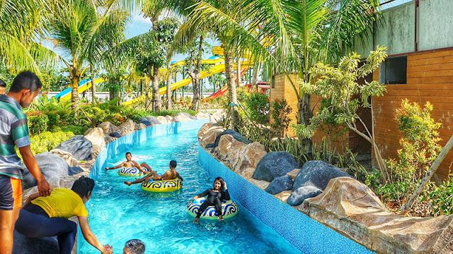 Serantung Waterpark Sintang
