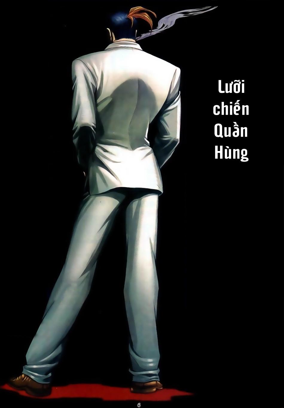 Người Trong Giang Hồ chapter 586: lưỡi chiến quần hùng trang 2