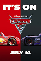 Cars 3 Movie Poster 9