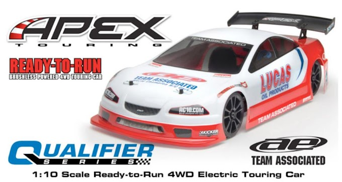 Team Associated Apex Touring RTR
