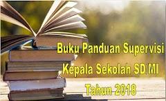 Buku Panduan Supervisi Kepala Sekolah SD/MI Tahun 2018