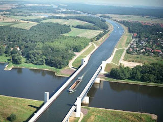 Magdeburg Water Bridge