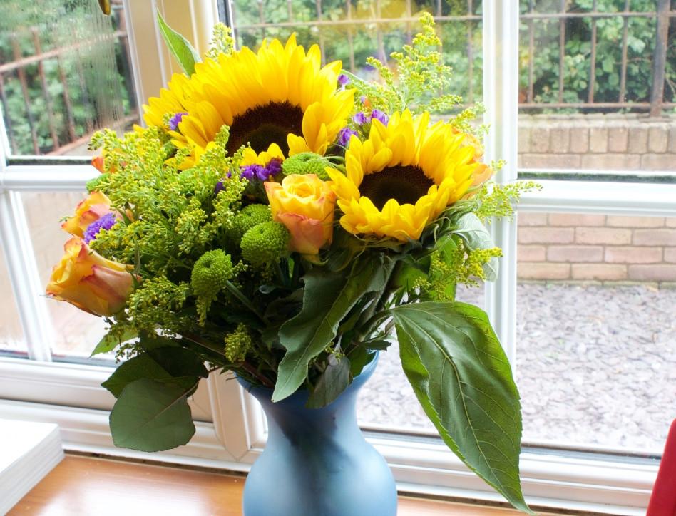 Debenhams Summer Sun Bouquet