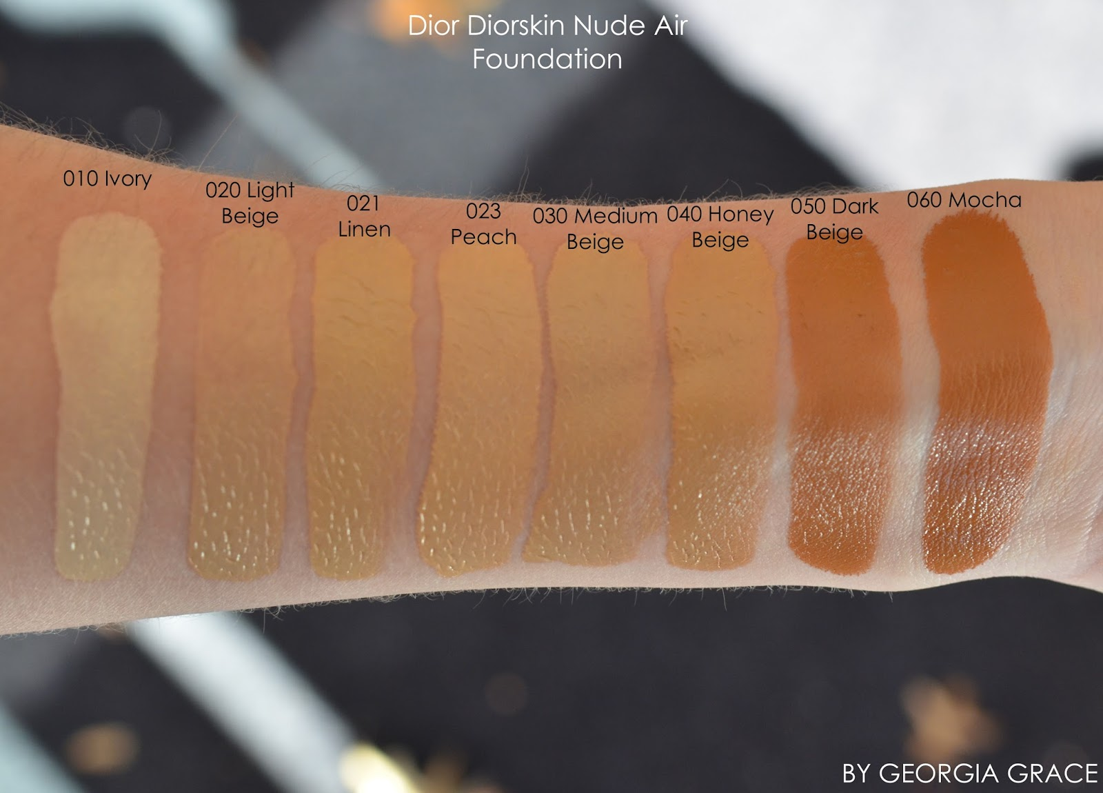Best Nude Foundation