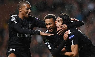 Highlight Celtic 0-5 Paris St. Germain, 12 September 2017