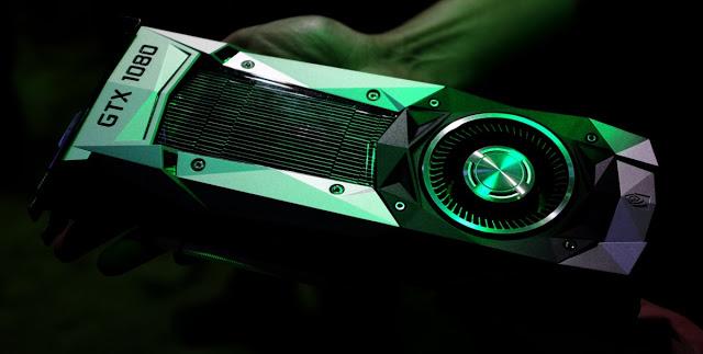 Targeta de video Nvidia