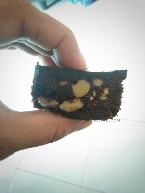 coklate cake bar paling sedap