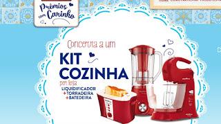 Promoção Dona Benta Sorteia Kit Cozinha