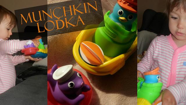 munchkin lodka feedo