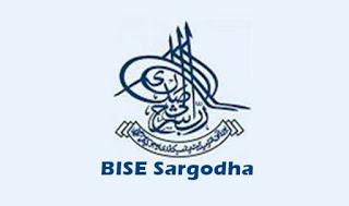 BISE Sargodha Board Date Sheet