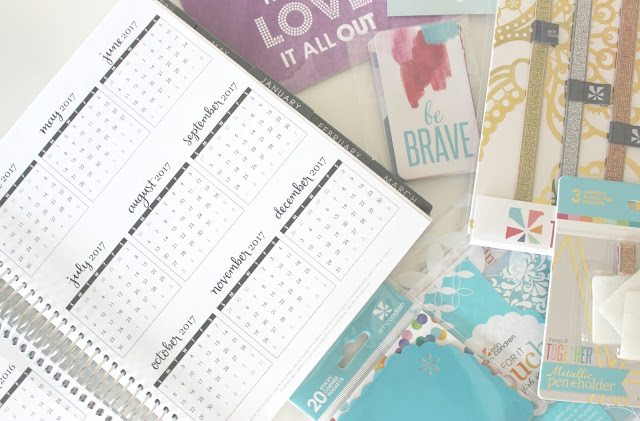 Erin Condren Permanent Luxe Platinum Life Planner Review