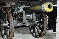 canon a poudre noire
