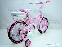 4 Sepeda Anak Family Daisy 16 Inci