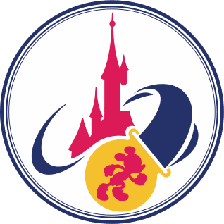 Disneyland Paris Magic Run logo