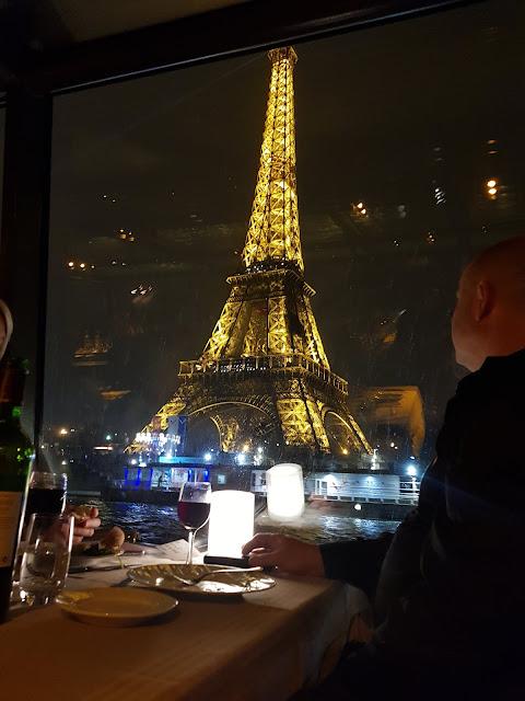 Bateaux Parisiens Seine River Cruise