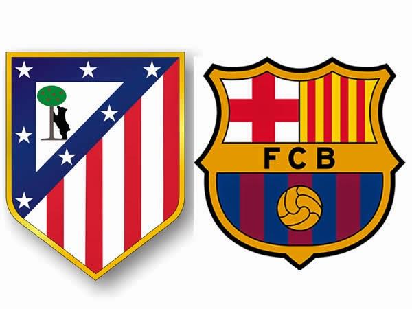 Prediksi Skor Line Up Atletico Madrid Vs Barcelona Leg Copa Del