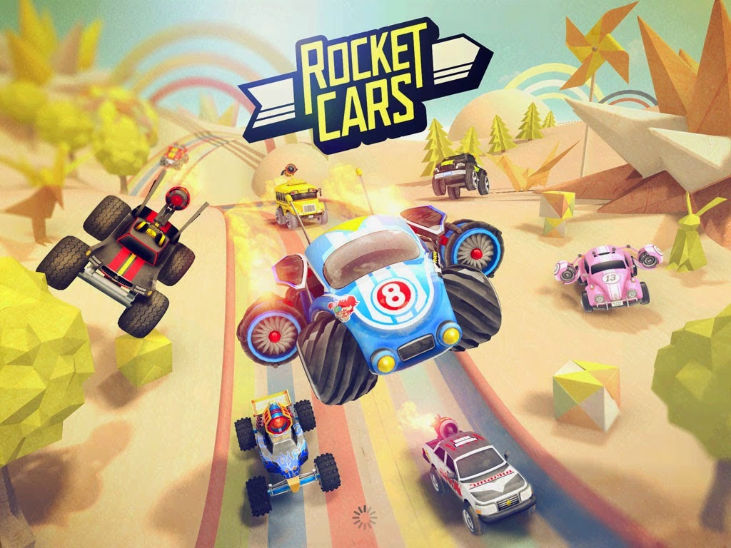 Download Free Rocket Cars Game V1.0 Hack
