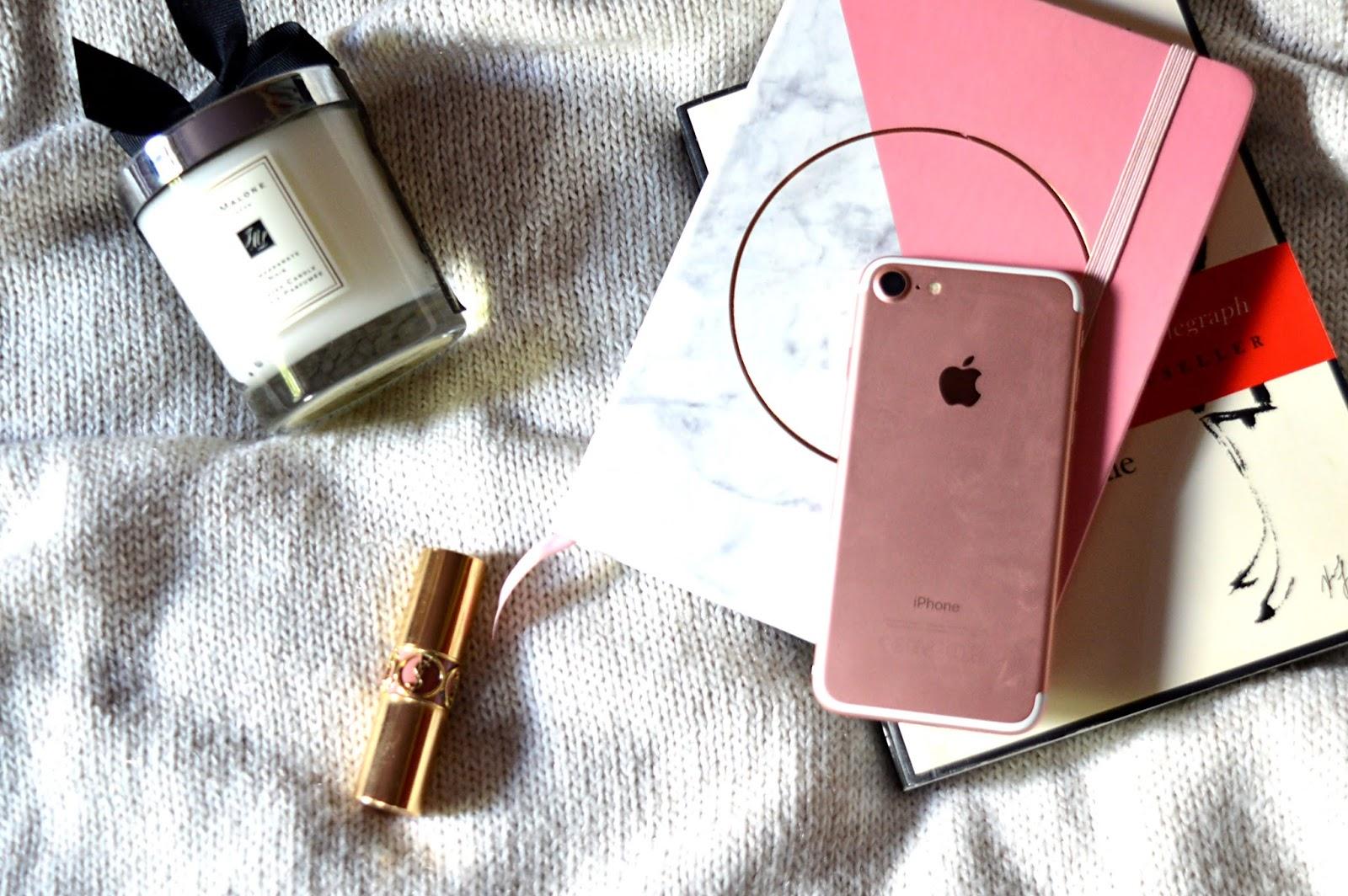 Autumn, Stock Photo, YSL, iPhone 7