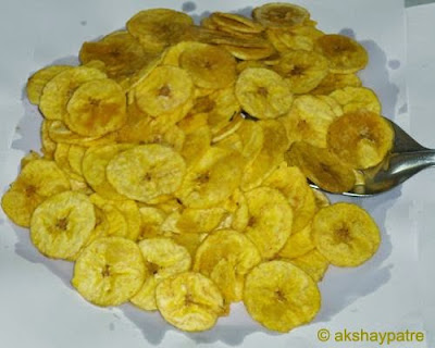 deep fried chips