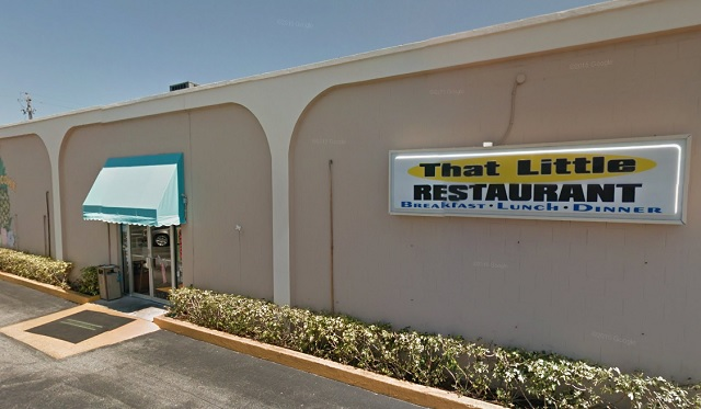 Marco Rubio will make a campaign stop at 'That Little Restaurant' in Melbourne, Florida