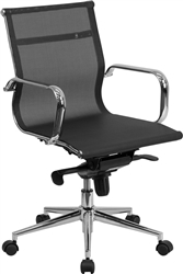 Flash Furniture Mid Back Conference Chair