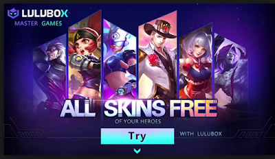 Lulubox 1.4.7 Mod Apk (Free Fire/PUBG Mobile/Mobile Lagends)