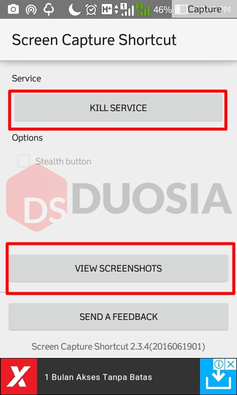 download Screen Capture Shortcut apk
