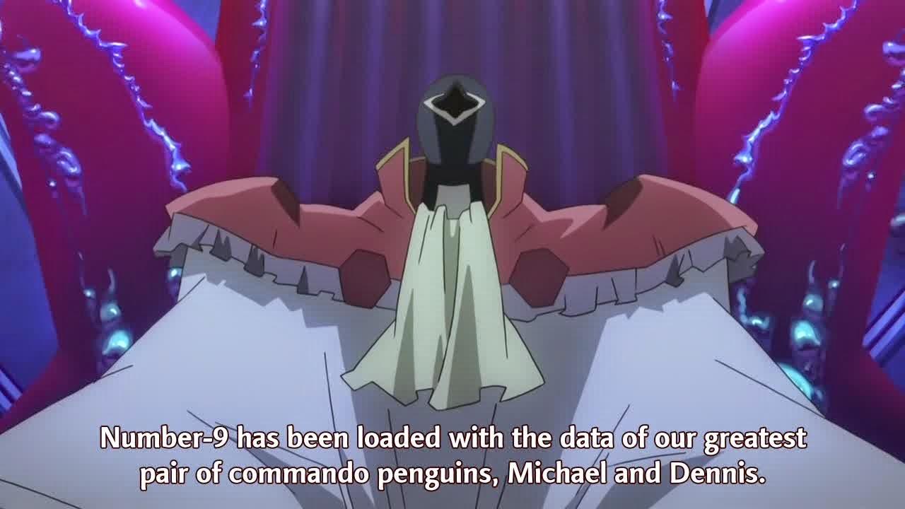 Moonlight Punishment: Kenzen Robo Daimidaler Episode 02 ...