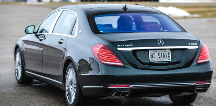 2019 Mercedes Maybach S550 4MATIC Review