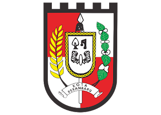Kota pekanbaru Logo Vector