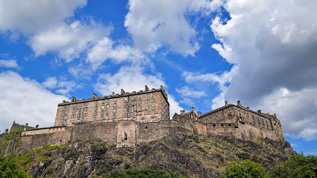 Edinburgh Scotland Holiday Gems Travel Blogger