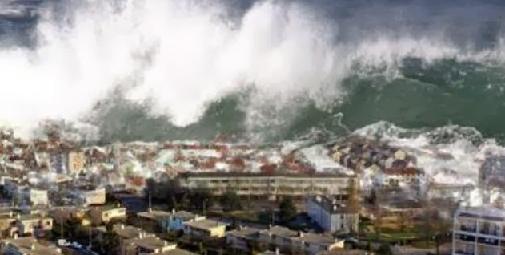 Ternyata Bom Nuklir AS Pemicu Utama Tsunami Aceh 2004