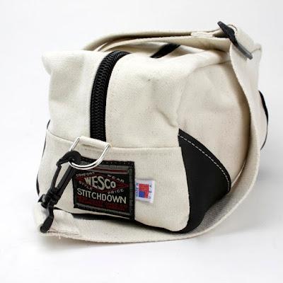 1964年からオレゴン州ポートランドで操業を続けるベッケルと、ウエスコがコラボレーションしたネセサリーバッグ