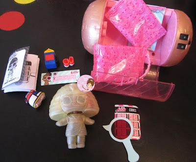 L.O.L. Surprise Under Wraps toys