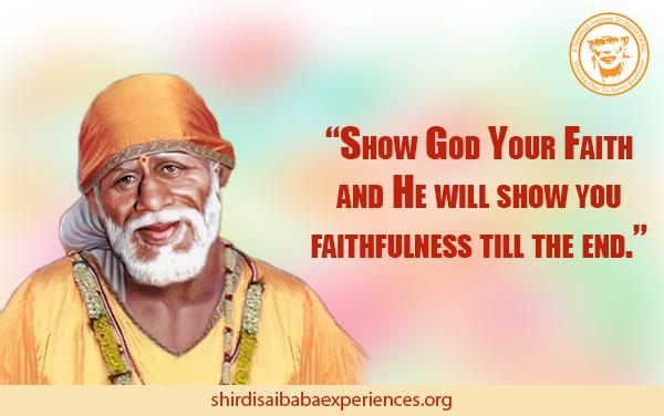 Sai Blessings After Joining Mahaparayan