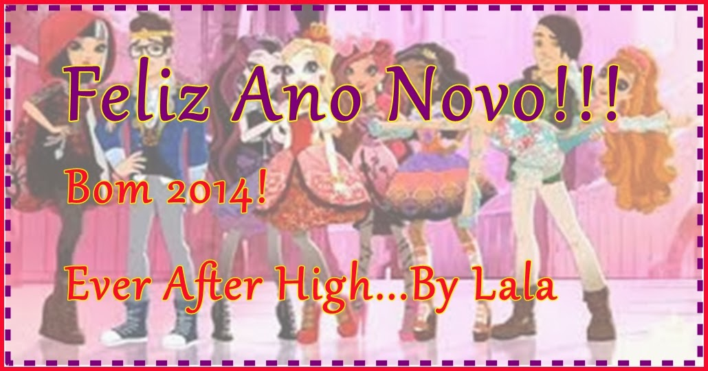 Ever After High...By Lala