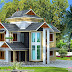 Small 5 bedroom modern house