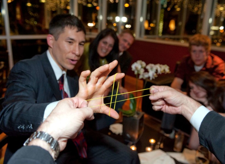 Jeff Evans, Magician in Tacoma Washington