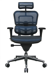 Eurotech Seating Ergohuman Mesh Chair ME7ERG at OfficeAnything.com