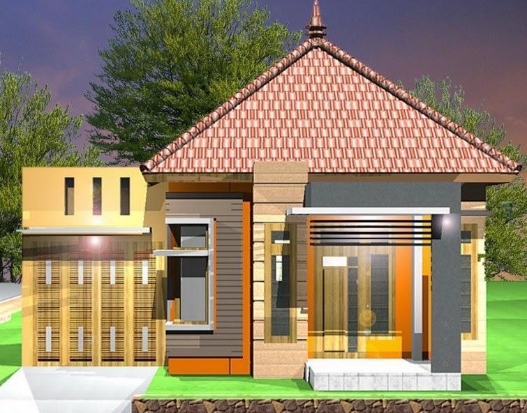 Desain Rumah Minimalis Tambak Depan Terbaru 2017