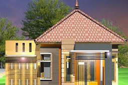Reka bentuk Rumah Minimalis Tampak Depan
