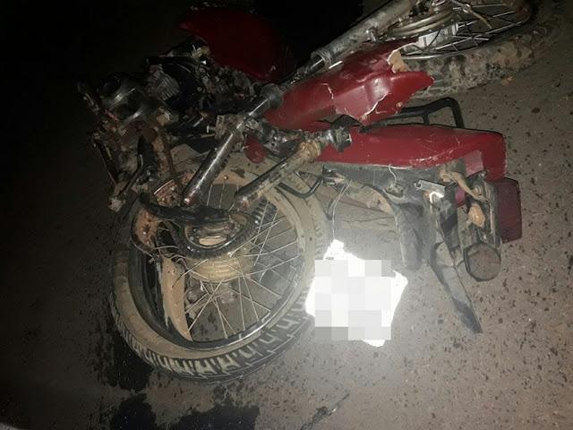 Acidente grave entre motocicleta e carreta mata homem na BR 364 [VÍDEO]